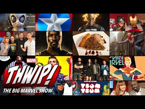 The Best of 2016 with THWIP! The Big Marvel Show!
