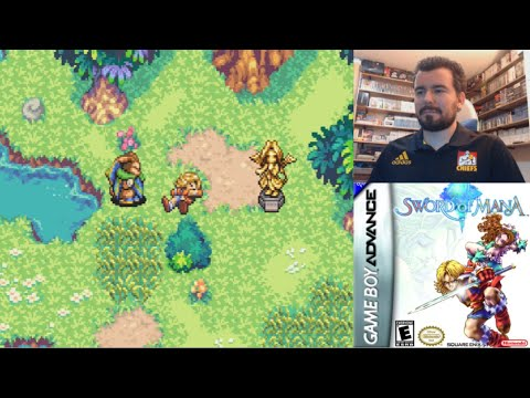 SWORD OF MANA (GBA) - El remake de Final Fantasy Adventure / Mystic Quest || GAMEPLAY en Español
