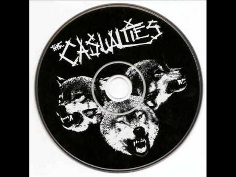 Carry On The Flag de The Casualties Letra y Video