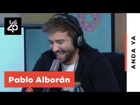 ¡PABLO ALBORÁN estrena Vértigo en Anda Ya! | LOS40