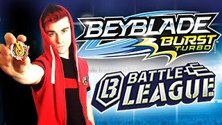 BEYBLADE BURST TURBO BATTLE LEAGUE Championnat Nationnal Hasbro