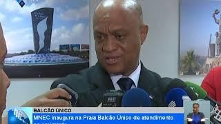 Ministério Negócios Estrangeiros inaugura na Praia, Balcão Único de atendimento aos emigrantes