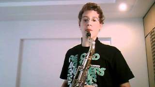 Smooth by Santana ft Rob Thomas Tenor Saxophone Cover