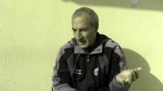 António Cacheira em entrevista