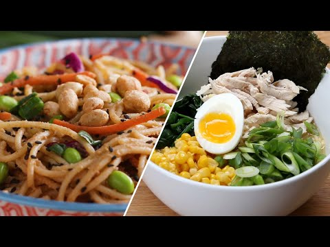 7 Nights Of Tasty Noodles