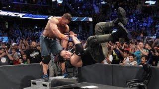 Shinsuke Nakamura vs John Cena Lucha Completa
