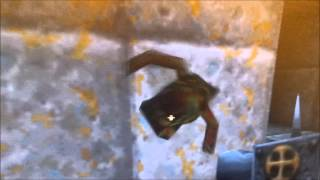 Hexen II - Creepy Medusa Head Glitch