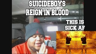 $UICIDEBOY$ REIGN IN BLOOD Reaction