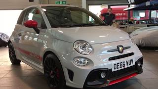 Abarth 595 Competizione Detailed by BrcarDetailing with help from Siramik APT Ceramic Coatings