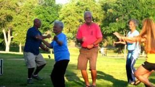 Grandma and Uncle Eki's Taualuga @ Yandall Family Reunion