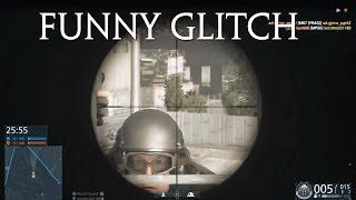 FLYING HEAD! - Battlefield Hardline Glitch | Funny Moments