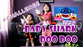 Baby Shark Dance Challenge | Baby Shark Doo Doo Fun singing and dancing - Chelona Chelia