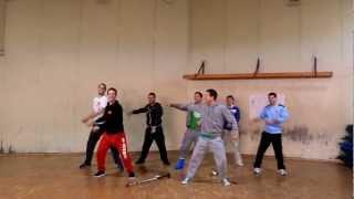 Coreografia Hombres G ''Devuelveme a mi chica'' IES JUAN GRIS TAFADER'S 2013 (grupo 1)