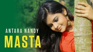 Masta | Tum Bin 2 | Cover Song By Antara Nandy / Keethan