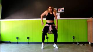 Worthy - Jeremih, Jhene Aiko / Choreography by Shannon Arias
