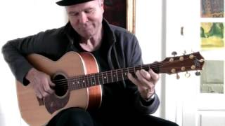 """The Beatles """"Hello Goodbye""""  acoustic guitar cover"""