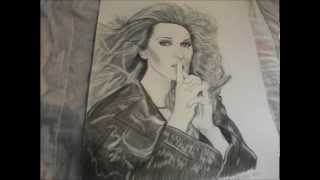 Celine Dion Artwork