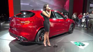 2018 Alfa Romeo Stelvio 360 Exterior in 4K Video Presentation
