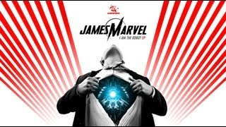 James Marvel - I Am The Robot EP [Official Trailer]