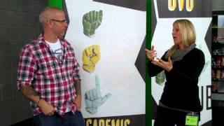 Flavia Fleischer and Will Garrow endorse ASL Academic Village near Utah Valley University