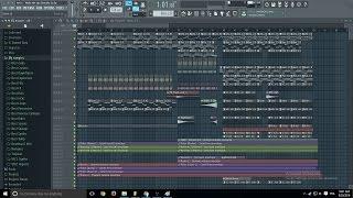 Avicii - Wake Me Up (FL Studio Remake) + FLP