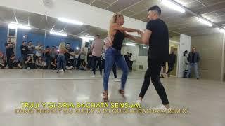 Truji y Gloria Bachata Sensual  - Ed Sheeran & Beyonce (Dj Husky & Dj Quique Bachata Remix)