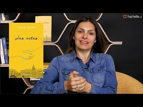 Vidéo de Cécile Guidot