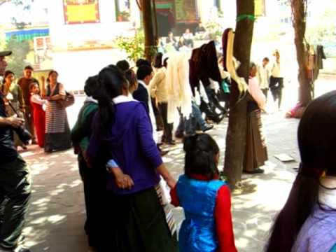 Tibeti Új Év Katmanduban 2137