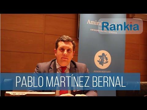 Pablo Martínez Bernal, Responsable de Relación con Inversores para España en Amiral Gestion, nos da su visión sobre los activos que mejor se comportan frente a la inflación y nos habla de Sextant Grande Large, y de su proceso para la selección de empresas.
