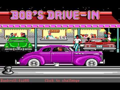 Street Rod: Data Disk (aka Street Rod SE) (Magic Partners, P.Z.Karen) (MS-DOS) [1990] [PC Longplay]
