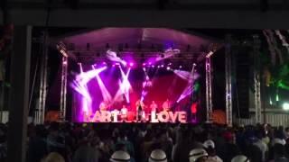 Romance Rosa Kartlove ao vivo em ilheus