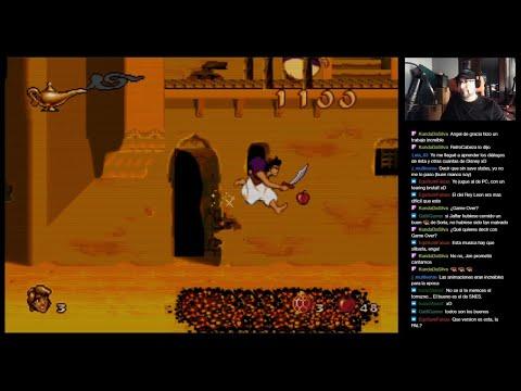 5x07 #112 Disney's Aladdin (Megadrive)