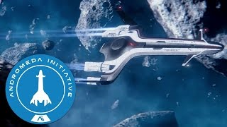 Andromeda Initiative: Tempest and Nomad Briefing - Mass Effect: Andromeda