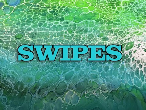 ( 892 ) Acrylic Swipes