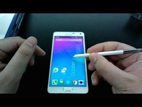 Samsung Galaxy Note 4 مراجعة جهاز