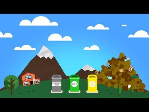 Раздельный сбор отходов - мой выбор