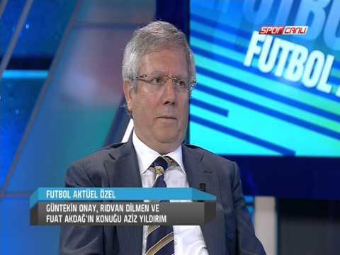 Aziz Yıldırım NTV Spor Futbol Aktüel - 13.09.2012 www.fb-1907.com Tek Parça 3,5 Saatlik Video