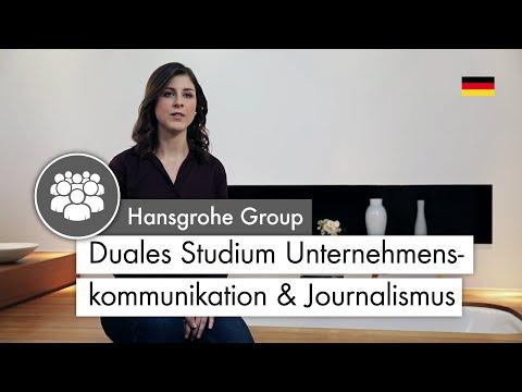 Duales Studium Unternehmenskommunikation & Journalismus | Das sagen DH-Studenten bei Hansgrohe