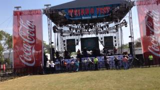 Texano Live - Cuentale de mi en el Tejano Fest Mty 2014
