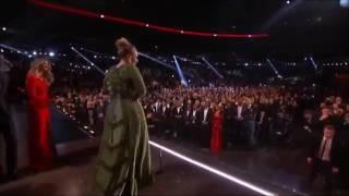Adele emociona Beyoncé (vídeo legendado)