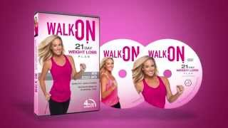 "Workouts Exercise to lose weight fast at home | The ""Walk On: 21 Day Weight Loss Plan"""
