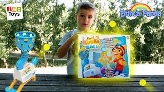 Jogo Boom Ball Unboxing
