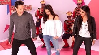 Tiger Shroff Teaches How To Do A MOONWALK On Yaar Mera Superstar | Bollywood News
