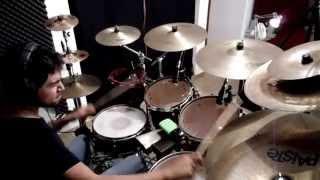 Laura no está - Nek | Drum Cover por Sergio Henríquez