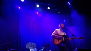 The Tallest Man On Earth - King Of Spain (Munich, Muffathalle, 2016.02.16)