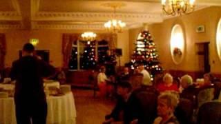 Musica de Natal com a flauta Escocesa