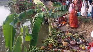 Sanjay Singh live Chhathi Maiya video