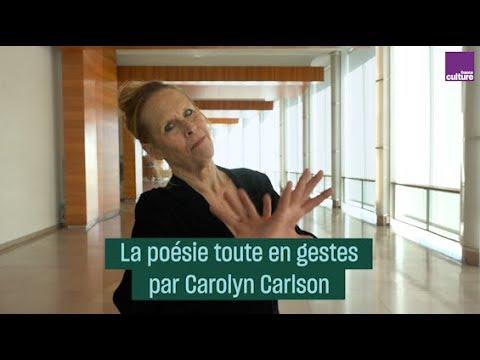 Vidéo de Carolyn Carlson