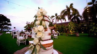 A Lovely Wedding In A Garden By The Sea : Taman Bhagawan – Bali.