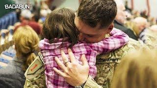 10 Soldados que volvieron a ver a su familia años después